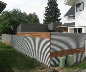 contoh harga pagar minimalis murah