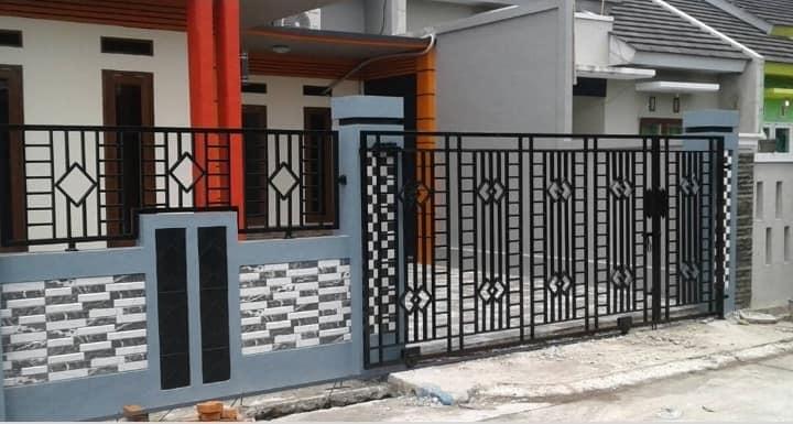 Harga Pagar Minimalis Murah - Info Jasa Pasang Pagar - Karya Tukang