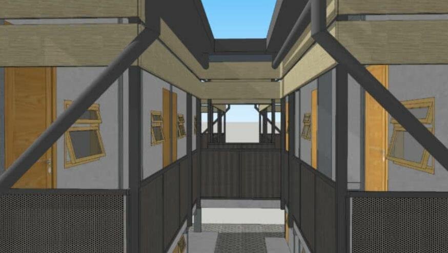 contoh jasa desain rumah