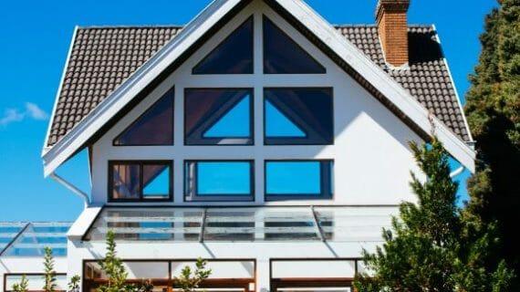 Desain Rumah 2 Lantai Hunian Modern Tampilan Elegan
