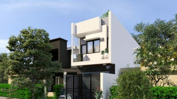 Desain Rumah Modern Idaman Rumah Minimalis 2 Lantai