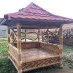 Jasa Pembuatan Gazebo Surabaya
