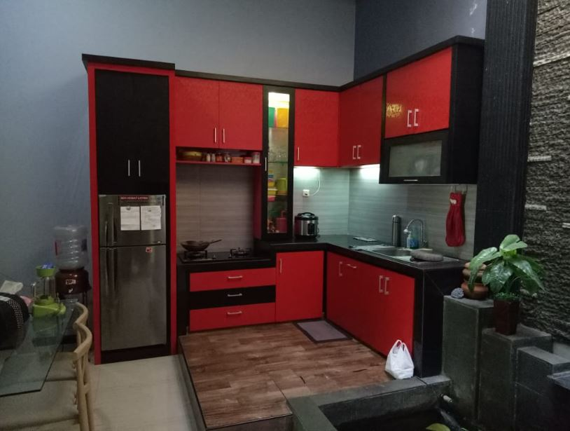jasa pembuatan kitchen set 1