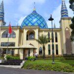 Kontraktor Pembuat Kubah Masjid Balikpapan