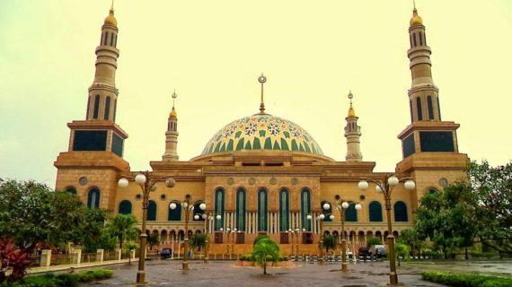 Kontraktor Pembuat Kubah Masjid Maluku