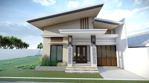 jasa desain rumah tampak depan