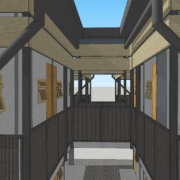 contoh jasa desain rumah profesional